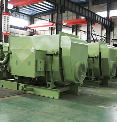中国电力建设股份孟加拉艾萨拉姆项目10台2400KW